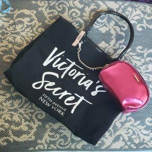 New Victoria's Secret Large Tote & Small Juicy Bag